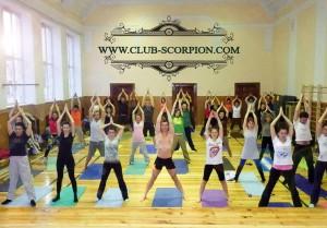 Курс за инструктори по Йога