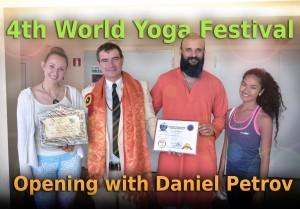 Четвъртия Световен Йога Фестивал 2019