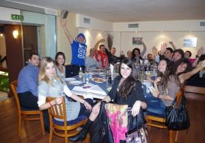 """Парти в ресторант """"Зафо"""" на 15 ноември (събота)"""
